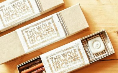 The Wolf and Hawk Incense